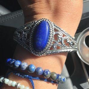 Jewelry - Lapis bracelet